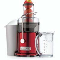 Comparatif des meilleures centrifugeuses # 2 Riviera-et-Bar PR776A7 Centrifugeuse Juice Fountain Rouge