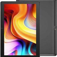 Comparatif des meilleures tablettes tactiles # 3 Tablette Tactile 10 Pouces Dragon Touch Android 9.0 WiFi 5G,32 Go de ROM,8.0 MP Caméra,Quad Core,5000mAh,HDMI,Bluetooth,GPS,FM - Notepad K10
